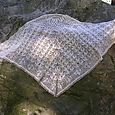 Lovely Lacy Shawl nr 2