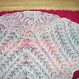Lovely Lacy Shawl - oblockad