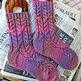 March Mystery Sock 2011