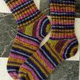 Hat-heel socks