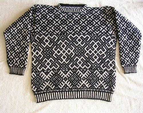 Rysk tröja