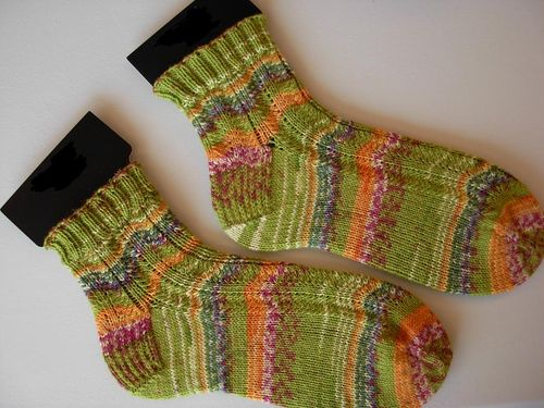 Staccato Socks