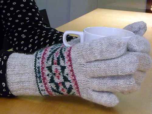 Lumesadu Gloves