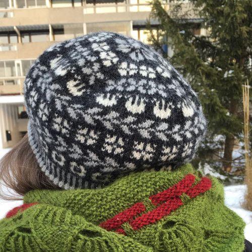 Nördic Knitting Mysteriestickning 2015