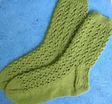 Cloverleaf Socks