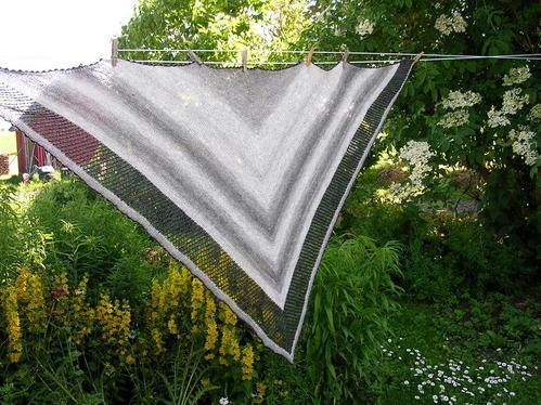 Annheléns sjal