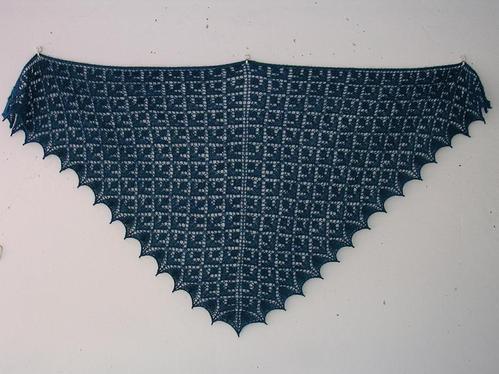 Avigmaskans sjal