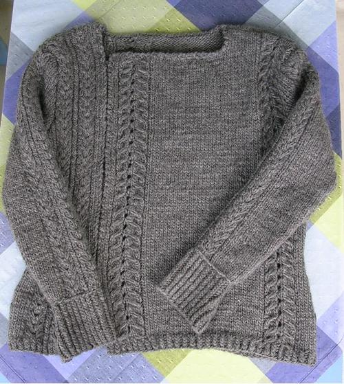Gull Stitch Cardigan