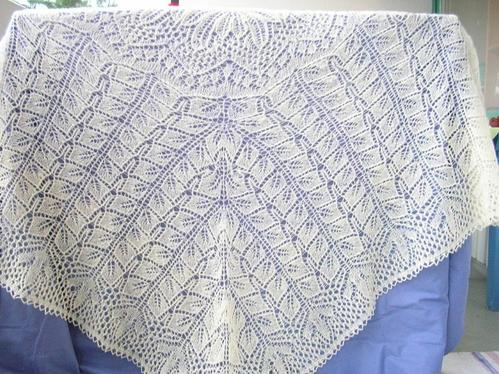 Lovely Lacy Shawl